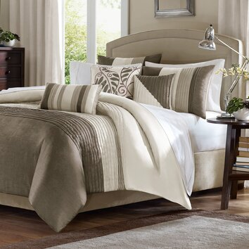 Madison park amherst 7 piece comforter set mp10 xx
