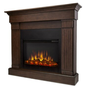 real flame slim crawford electric fireplace reviews