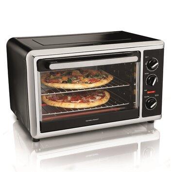 Countertop Stove Reviews : Hamilton Beach Countertop Oven & Reviews Wayfair