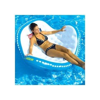 Sportsstuff rock n 39 roll inflatable pool lounger reviews - Swimming pool basketball hoop costco ...