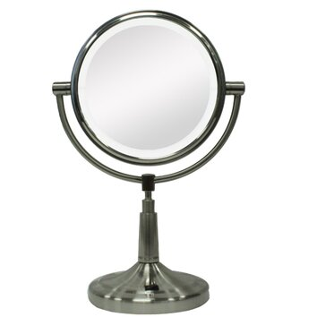 Vanity Planet Led Light Review : Zadro Vanity Mirror with LED Surround Light & Reviews Wayfair