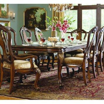Hooker furniture beladora dining table reviews wayfair for Beladora bedroom set
