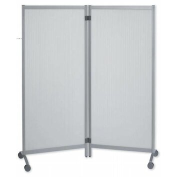paperflow mobile partitions in transparent reviews wayfair 16657 | mobile 2bpartitions 2bin 2bsilver