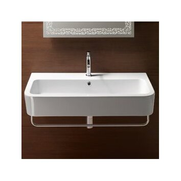 GSI Collection Traccia Contemporary Design Curved Ceramic