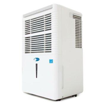 Energy Star 30 Pint Portable Dehumidifier Wayfair