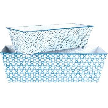 Wilco Home 2 Piece Rectangular Window Box Set Amp Reviews