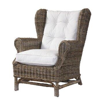 padmas plantation wing kubu chair reviews wayfair. Black Bedroom Furniture Sets. Home Design Ideas