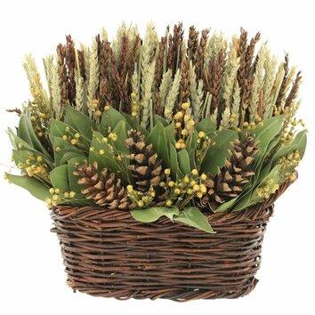 Urban Florals Forest Pine Basket