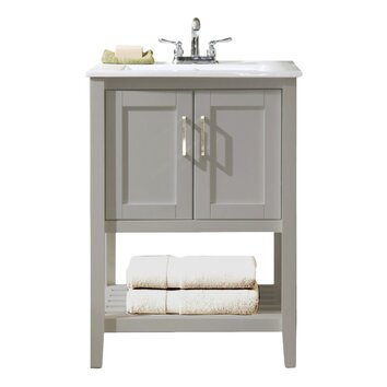 furniture 24 single bathroom vanity set reviews wayfair supply