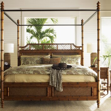 Tommy Bahama Decorated Rooms