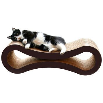 PetFusion Ultimate Cat Scratcher Lounge Post