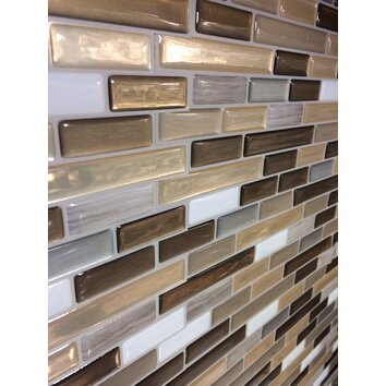 smart tiles mosaik x mosaic tile in beige