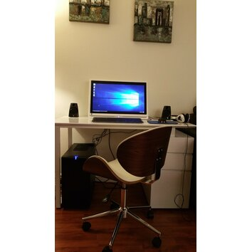 Jesper Office Tribeca 220 Study Writing Desk Amp Reviews