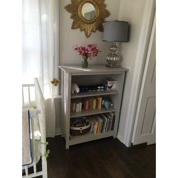 Beachcrest Home Bithlo 43 89 Quot Bookcase Amp Reviews Wayfair