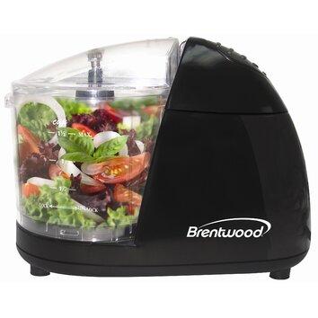 Brentwood appliances 1.5 cup mini food chopper mc 10