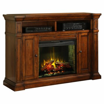 Legends furniture berkshire tv stand with electric fireplace amp reviews