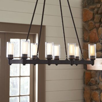 Birch Lane Gramercy 8 Light Chandelier Amp Reviews Wayfair