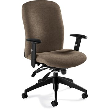 Global Total fice Truform High Back Multi fice Chair