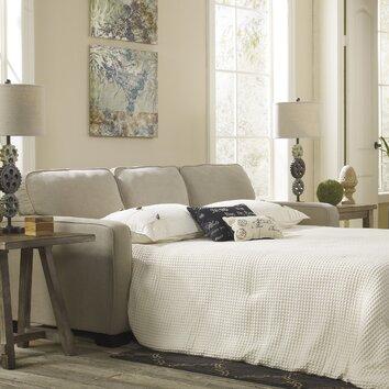 Signature Design by Ashley Walton Queen Sleeper Sofa & Reviews
