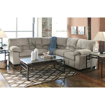 Signature Design By Ashley Dailey Sectional Reviews Wayfair