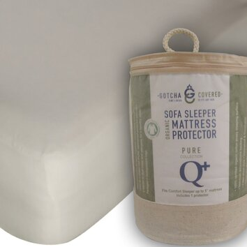 Gotcha Covered Pure Sofa Sleeper Mattress Protector & Reviews