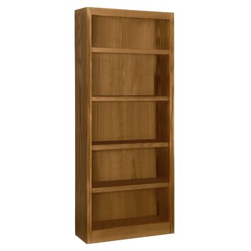 Concepts In Wood Single Wide 72 Bookcase Reviews Wayfair