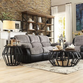 Mercury Row Arcturus Coffee Table Set Amp Reviews Wayfair