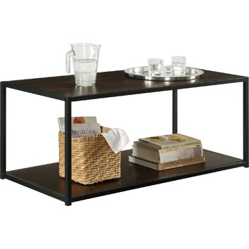 Zipcode design industrial coffee table reviews wayfair for Wayfair industrial coffee table