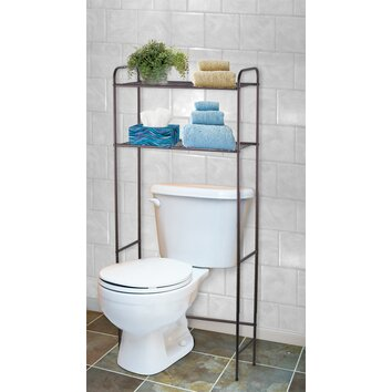 Home basics 23 x 54 free standing over the toliet for Kitchen design 01532