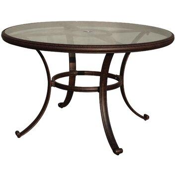darlee series 50 dining table reviews wayfair