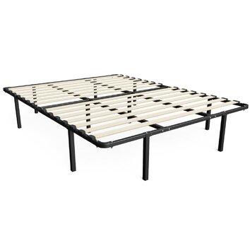 MyEuro SmartBase Twin Mattress Foundation Platform Bed