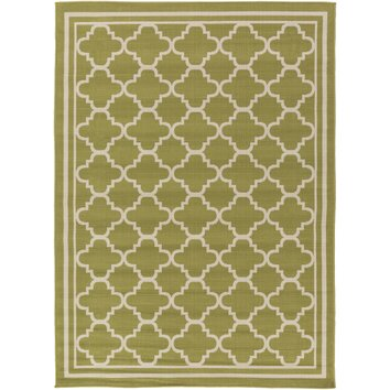 Surya Marina Moss Indoor Outdoor Area Rug & Reviews