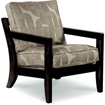 Gridiron Stationary Arm Chair Wayfair