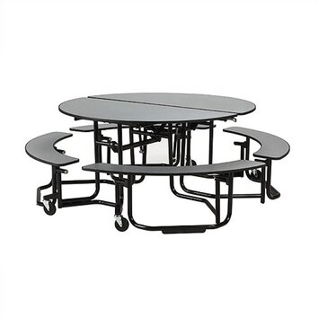 Enjoyable Uniframe 82 Round Cafeteria Table On Popscreen Machost Co Dining Chair Design Ideas Machostcouk
