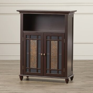 Alcott Hill Evrenden 2 Door Floor Cabinet Amp Reviews Wayfair