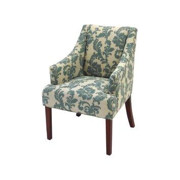Ikat arm chair lark1236