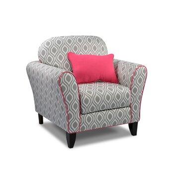 totally tween kids arm chair wayfair