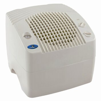 aircare tabletop 1 2 gal evaporative humidifier reviews wayfair