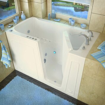 Therapeutic Tubs Aspen 60 X 32 Air Whirlpool Bathtub Review