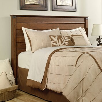 Sauder Carson Forge Full Queen Panel Customizable Bedroom