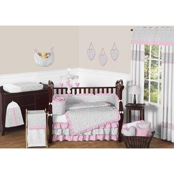 Sweet Jojo Designs Kenya 9 Piece Crib Bedding Set