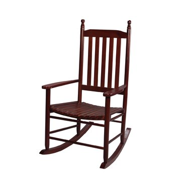 Gift Mark Rocking Chair & Reviews  Wayfair