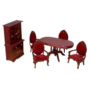 melissa doug dollhouse dining room furniture reviews wayfair
