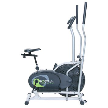 Body Rider Cardio Dual Trainer With Seat Amp Reviews Wayfair