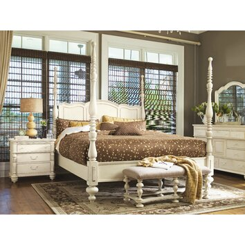 Paula Deen Home Savannah Four Poster Bed Jpg