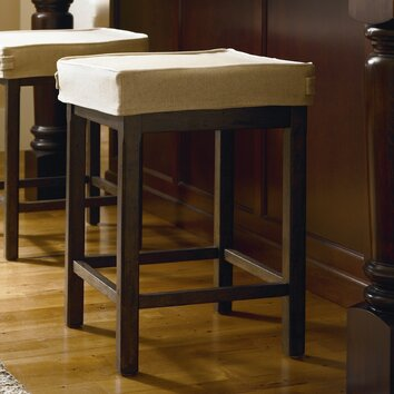 Paula Deen Home Down Home 24 Quot Bar Stool With Cushion