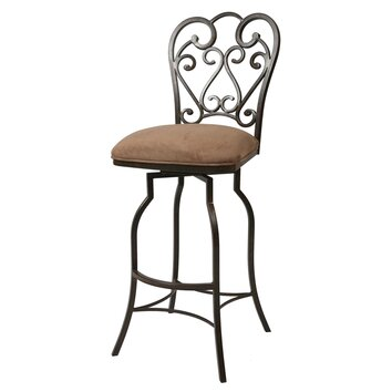 Pastel Furniture Magnolia 26 Quot Swivel Bar Stool With
