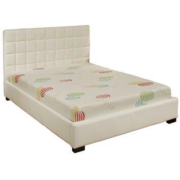 abbyson living kids comfort dream bliss 7 memory foam mattress reviews wayfair. Black Bedroom Furniture Sets. Home Design Ideas