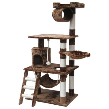 "Go Pet Club 62"" Cat Tree"