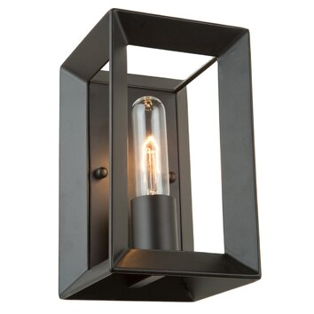Vineyard 1 Light Outdoor Flush Mount  Wayfair